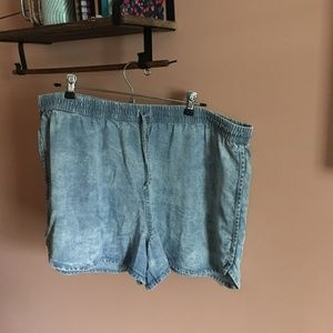 comfy Juicy Couture shorts